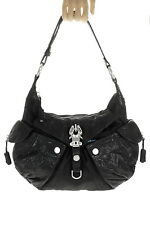 George Gina & Lucy Tasche GGL 'Krach Leather ' in 'Black'