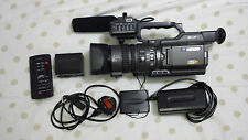 SONY Videocamera Digitale DSR-PD150P DVCAM F = 6-72mm 1.1.6