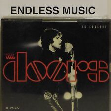 THE DOORS 'IN CONCERT' 31-TRACK DOUBLE CD