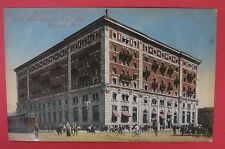 ANTIQUE POSTCARD-ROYAL ALEXANDRIA-C.P.R. HOTEL-WINNIPEG MANITOBA CANADA
