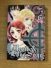 MANGA DEVIL & LOVE SONG 6 - MIYOSHI TOMORI - ED. FLASHBOOK - NUOVO DA MAGAZZINO