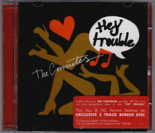 The Concretes - Hey Trouble - CD - (2CD) (AUS & NZ Exclusive CDENS0024)