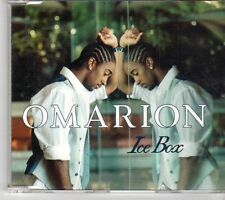 (EY149) Omarion, Ice Box - 2006 CD