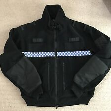 Ex Police Patrol Fleece. Size Large Extra Long. Used. 204.