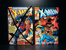 COMICS: Marvel: Uncanny X-men #287 (1990s), 1st Witness/Shackle/Styglut app