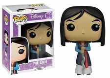 Funko Pop! Disney Mulan Vinyl Figure