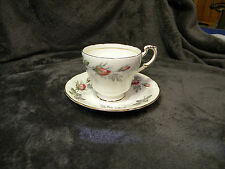 """VINTAGE """" HER MAJESTY THE QUEEN""""  """"PARAGON"""" BRIDAL ROSE CUP & SAUCER"""