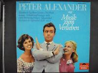 PETER ALEXANDER singt MUSIK ZUM VERLIEBEN, Club Sonderauflage, POLYDOR, Vinyl-LP
