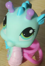Littlest Pet Shop Lps #1398 Caballito de mar con cubeta