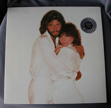 """Vinilo LP 12"""" 33 rpm BARBRA STREISAND with BARRY GIBB GUILTY  Long Playing Recor"""
