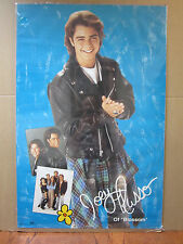 """vintage Joey Russo of """"Blossom"""" poster tv series show 5203"""