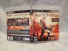Kingdoms of Amalur: Reckoning (Sony PlayStation 3) Complete, Tested, Fast ship
