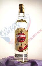 HAVANA CLUB 3 ANNI LITRI 1