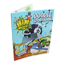BIN WEEVILS DOODLE STORYBOOK: LAB'S CRITTER CONTRAPTION - NEW BOOK RRP £3.99