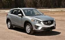 Mazda CX5 2012-2013 AUSTRALIAN Workshop Service Repair  Manual on CD