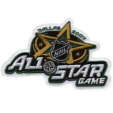 NHL 2006/2007  ALL STAR GAME JERSEY PATCH DALLAS STARS