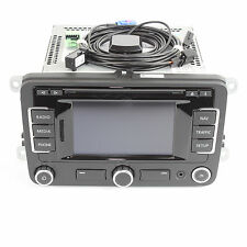 GENUINE VW RNS-315 DAB Radio BLUETOOTH Navigation System Sat Nav Golf mk6 Passat