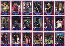 Ajax European Champions League winners 1995 football trading cards