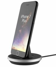 iPhone 7 Plus Desktop Charger Apple Charging Dock Lighting Station Fast Kit New