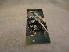 Vintage 2000 Yamaha Sales Brochure Full Lineup Motorcycles And Scooters
