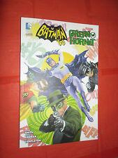BATMAN '66 GREEN HORNET - DI:smith,german, templeton- nuovo della dc comics lion