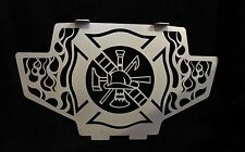 2011-2014 Polaris RZR 800 s 900 grill Fireman maltese cross fire fighter