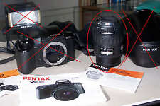 Pentax FA 28-80mm 1:3,5-4,7 PowerZoom vintage SLR auch DSLR