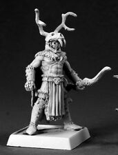The Stag Lord Reaper Miniatures Pathfinder Barbarian Warrior Fighter Kingmaker