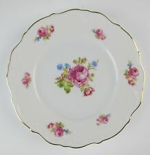 Bavaria China MEISSEN ROSE Bread and Butter Plate(s) EXCELLENT