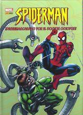 comic spiderman desenmascarado por el doctor octopus
