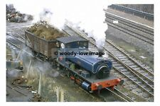 pt7970 - Railway Engine - Crossleys Scrapyard Shipley Yorkshire - photograph 6x4
