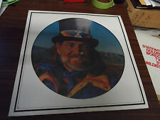 Willie Nelson Stardust Promo Picture Disc LP