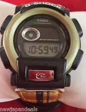 Authentic Casio G Shock DW-003 Digital Watch for Men in Black Golden  Color
