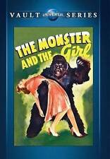 The Monster and the Girl (DVD, 2014)