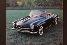 MERCEDES BENZ 190SL SOFT TOP FRAME  & NEW SOFT TOP 1957-1963