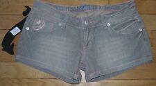 LOIS Short en Jeans Femme W 30 Taille Fr 40 Neuf (Réf # A034)