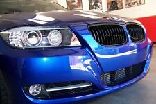BMW GLOSS BLACK GRILLS KÜHLERGRILL FOR E90 FACELIFT MODEL