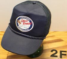 VERY NICE MWR MAUI WAVE RUNNER HAT TRUCKERS STYLE SNAPBACK MESH BACK VGC