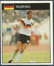 ORBIS 1990 WORLD CUP COLLECTION-#076-GERMANY-HOLGER FACH