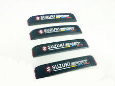 Suzuki Sport Logo Rub Door Guard badge decal Grand Vitara Swift SX4 Jimny