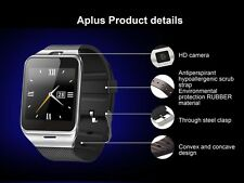 Aplus GV18 Waterproof Bluetooth Smart Wrist Watch GSM NFC SIM card For Android