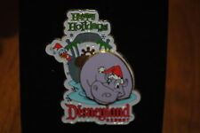 Disney Pin - DisneyPins.com - Disneyland - Happy Holidays (Donald Duck) LE 1000