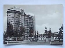 METANOPOLI Palazzo uffici San Donato Milanese ENI Milano vecchia cartolina