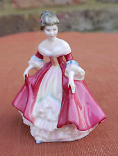 "Royal Doulton ""Southern Belle""   HN3174    Miniatures Figurine"