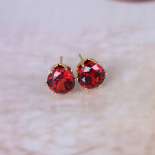Womens Fashion Jewelry 1 Pair Lady Elegant Crystal Rhinestone Ear Stud Earrings