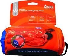 SOL 2 Person Emergency Bivvy Sleeping Bag Survival Adventure Medical 0140-1139