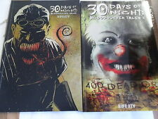 2x, cómic colección - 30 Days of Night Bloodsucker valle 1 + 2