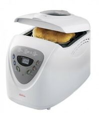 2-Pound Programmable Breadmaker, Sunbeam 5891, White, New, Free Shipping