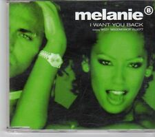 (EW508) Melanie B, I Want You Back - 1998 CD