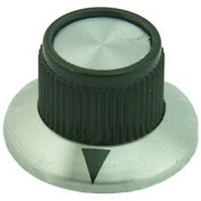 23 mm in alluminio INTARSIO Manopola Potenziometro